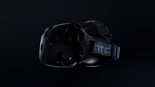 HTC's Vive VR Headset To Launch In April