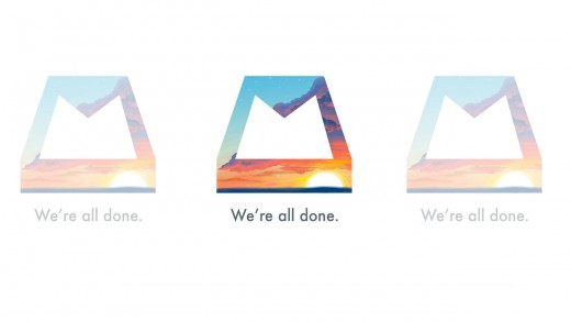 Mailbox's demise displays good Design on my own can't Unbreak e-mail