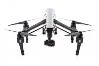 Drone large DJI Teaming With FLIR On Aerial Thermal Imaging digital camera