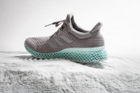This Sneaker used to be 3-D Printed From Ocean Waste