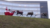 Are Boston Dynamics' robotic Reindeer The Ghosts Of Christmas Future?