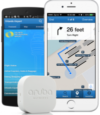 HP Enterprise's Aruba Releases Cloud-Based Beacon Management For Any Store's WiFi