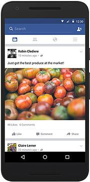 fb Tweaks information Feed to keep tales available, related