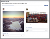 fb Tweaks information Feed To Serve only one of the best Viral tales