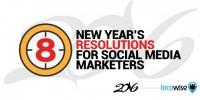 8 New yr's Resolutions For Social Media entrepreneurs