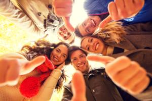 Renew Friendship To grow potentialities