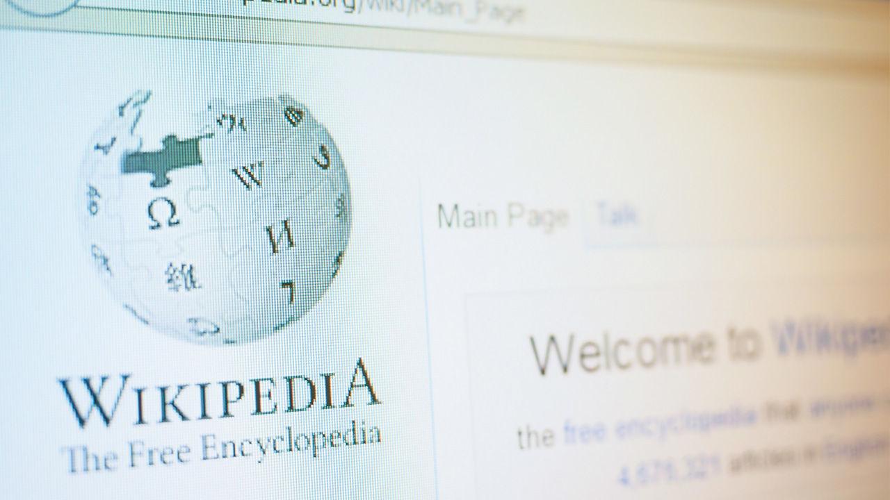 These Are Wikipedia's Most Edited Pages