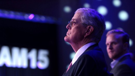 Koch Brothers Accused Of Hiring Former NYPD Chief To Dig Up filth On Journalist