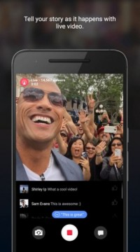 fb Rolls Out reside Streaming 'Mentions' Android App For proven users