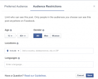 fb Makes information Feed more related once more With natural target audience Optimization