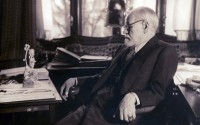 Emma Freud: My night With Sigmund Freud – the great Grandfather i do know So Little About