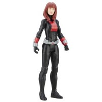 Captain America: Civil War Hasbro Figurines Revealed For Black Widow, Falcon