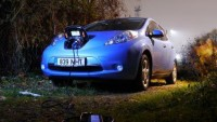 Nissan's electrical car may also be Hacked, Says Researcher