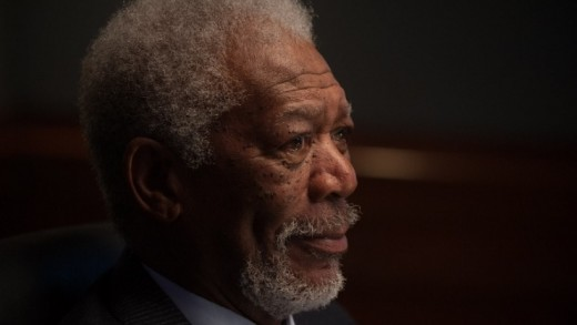 Morgan Freeman Will present soft, Cool Voice For Navigation In GPS