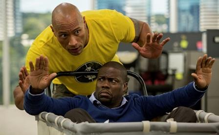 Dwayne Johnson to lay Smackdown On 2016 MTV movie Awards With Kevin Hart