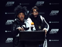 Squarespace tremendous Bowl 50 marketing campaign Stars Comedians Key & Peele Bringing The #RealTalk