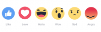 facebook Reactions carry Questions for entrepreneurs