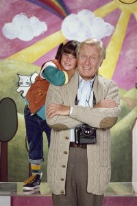 Soleil Moon Frye issues candy Tribue To Punky Brewster Co-celebrity George Gaynes