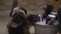 Mountain Dew Kickstart Goes bizarre With Puppymonkeybaby In tremendous Bowl ad