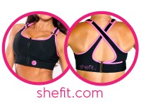 Shark Tank: Shefit Customizable sports Bra Earns Deal from Daymond John for $250,000