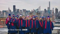 NFL show Proof Of child boom Following super Bowl Victories In New commercial