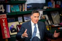 Mitt Romney Plans to forestall White house Victory through Donald Trump