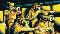 Apple, Facebook, Google, And Alibaba Take Hollywood