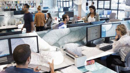 Your Office Has Its Own Microbiome, And It Comes From Your Coworkers' Skin