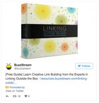 Hear How BuzzStream Got 24.6% More Content Downloads With Twitter