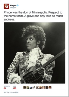 The Difference Between Legitimate and Icky Celebrity Tributes in Social Media