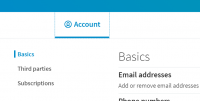 New look for Linkedin privateness and Settings