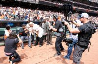 The San Francisco Giants Want To Bring Fans Closer To The Action With VR