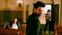 "How Seth Rogen And Evan Goldberg Got ""Preacher,"" Comics' Most Profane Series, On AMC"