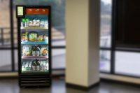 Reinventing The Vending Machine With Healthy, Local Food
