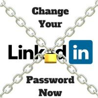 Change Your LinkedIn Password Immediately