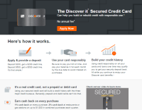 How Three New Consumer Credit Cards Make Room in a Crowded Market