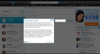 LinkedIn Messaging: Press Enter to Send
