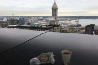 Seattle Week in Review: Asteroids, Clouds, Secrets, Donuts