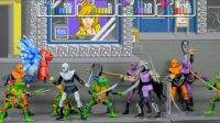 Teenage Mutant Ninja Turtle Arcade Game Figures Announced For San Diego Comic Con