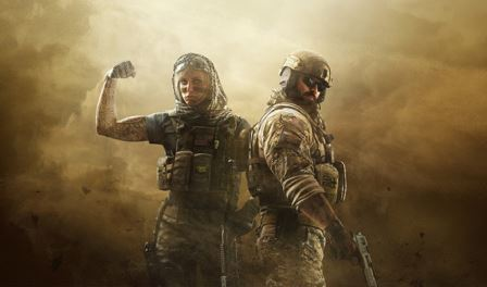 Rainbow Six Siege – Close Up With Operation Dust Line's Blackbeard and Valkyrie