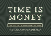 How Much is Lost Productivity Costing Your Business? (Infographic)