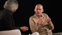 "Rem Koolhaas: ""Architecture Has A Serious Problem Today"""