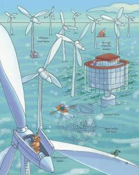 This Beautifully Illustrated Book Shows Kids A Sustainable Urban Future