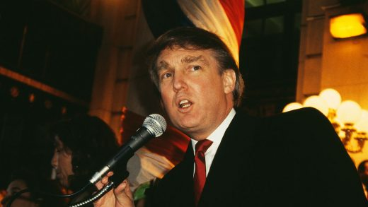 The Inside Story Of Donald Trump's Only High-Tech Venture