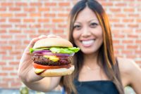 Beyond Meat's Quest To Get Its Veggie Burger In The Supermarket's Meat Case