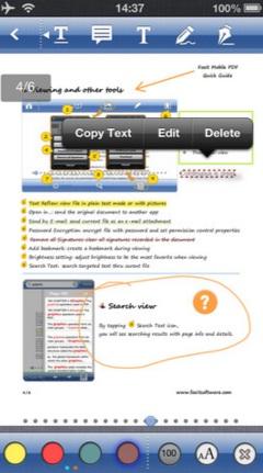 Edit pdf on ipad 2012