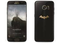 Samsung's Batman Galaxy S7 Edge has Alfred on speed dial