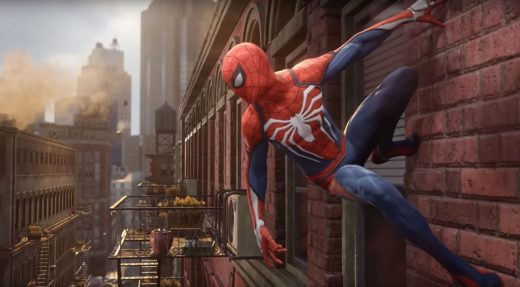 Insomniac's take on Spider-Man features an experienced hero
