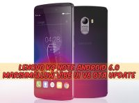 Lenovo K4 Note Android 6.0 Marshmallow, How to Update, New Features