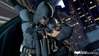 The first 30 minutes of Telltale's 'Batman' are sexy and gritty